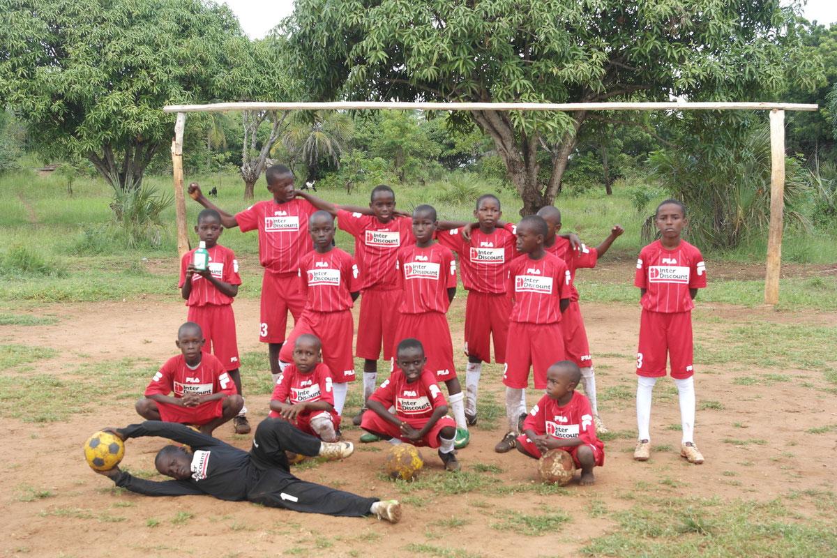 Fussballturnier Tuangalia