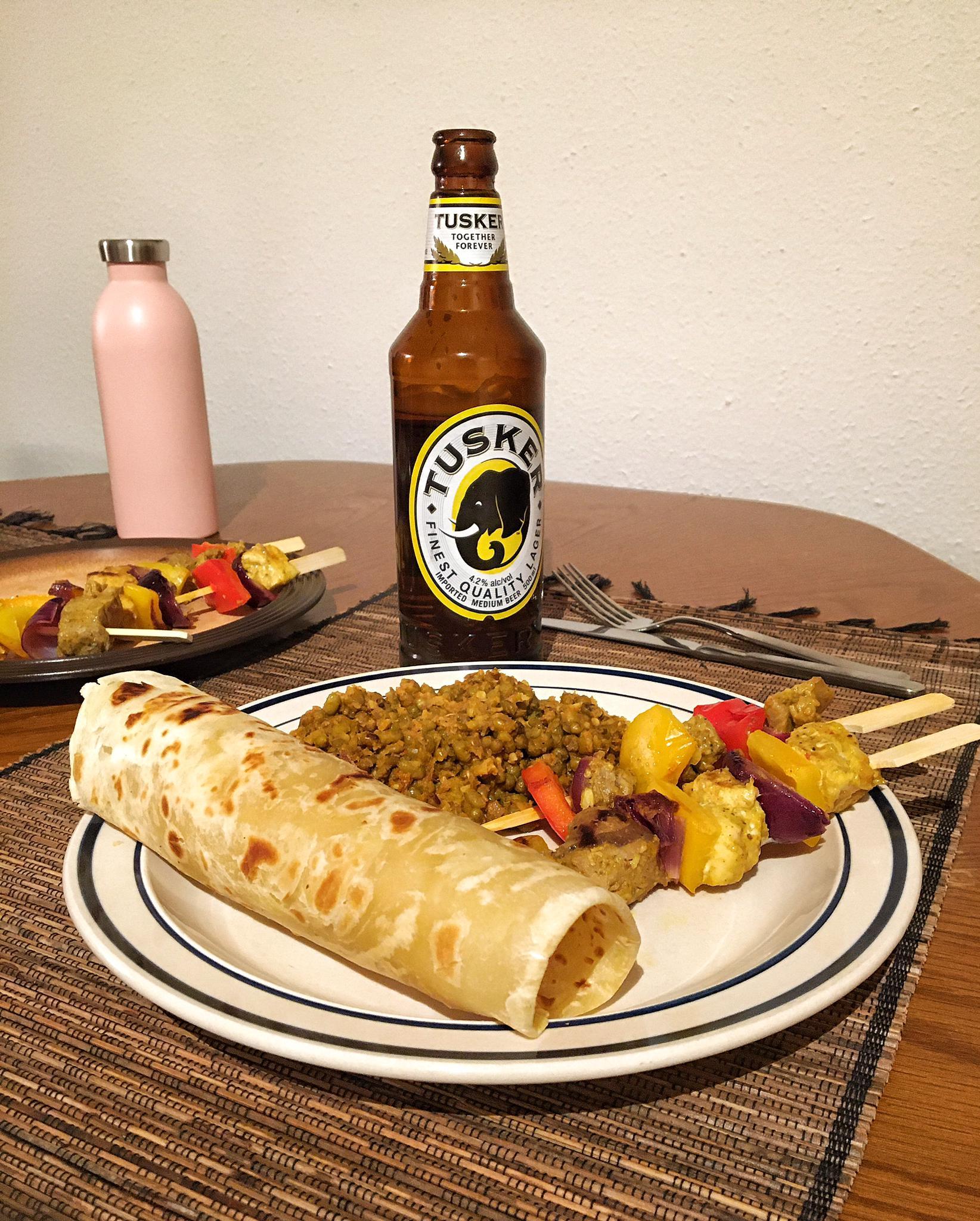 Wir kochen kenianisch für Euch!
